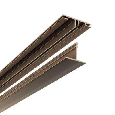 100 sq. ft. Ceiling Grid Kit in Oil Rubbed Bronze