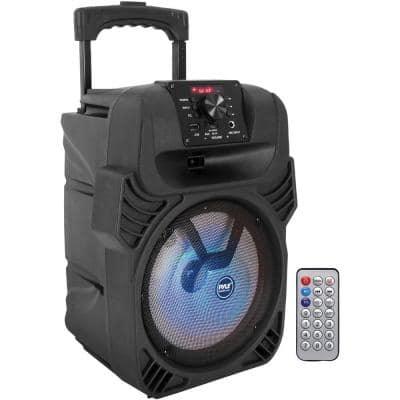 Portable Bluetooth PA Speaker with Microphone System