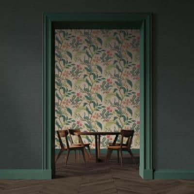 72 sq. ft. Palette Wallpaper