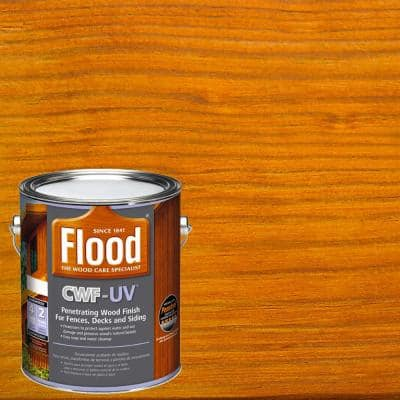 1 Gal. Honey Gold Transparent CWF-UV Penetrating Exterior Wood Stain