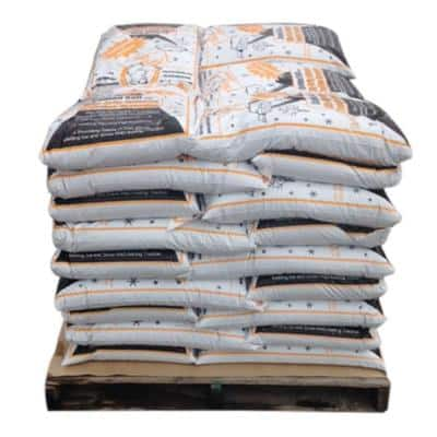 50 lbs. Granular Ice Melt with Infused Traction Additive (45-Bags per Pallet)