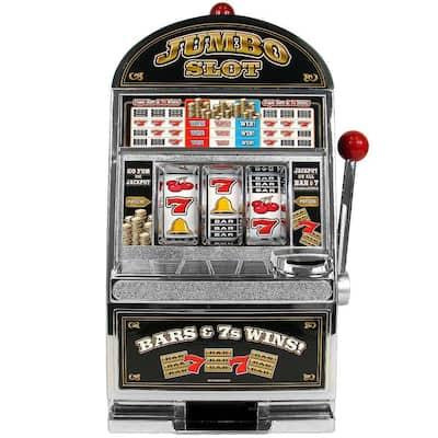 Jumbo Slot Machine Bank