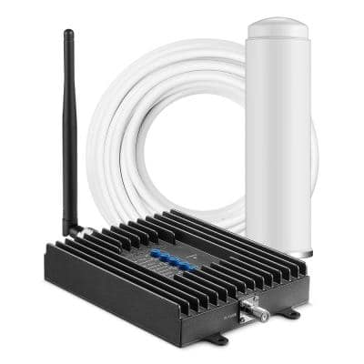 Fusion4Home Omni/Whip Cellular Signal Booster Kit