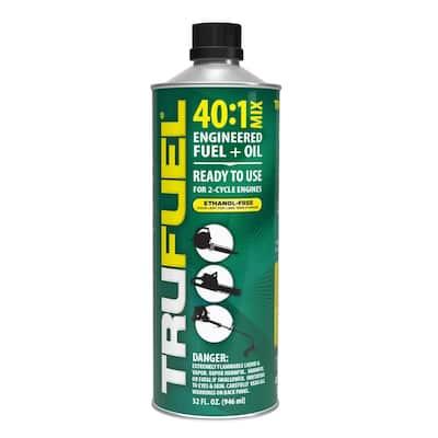 TruFuel 40:1 Pre Oil Mix