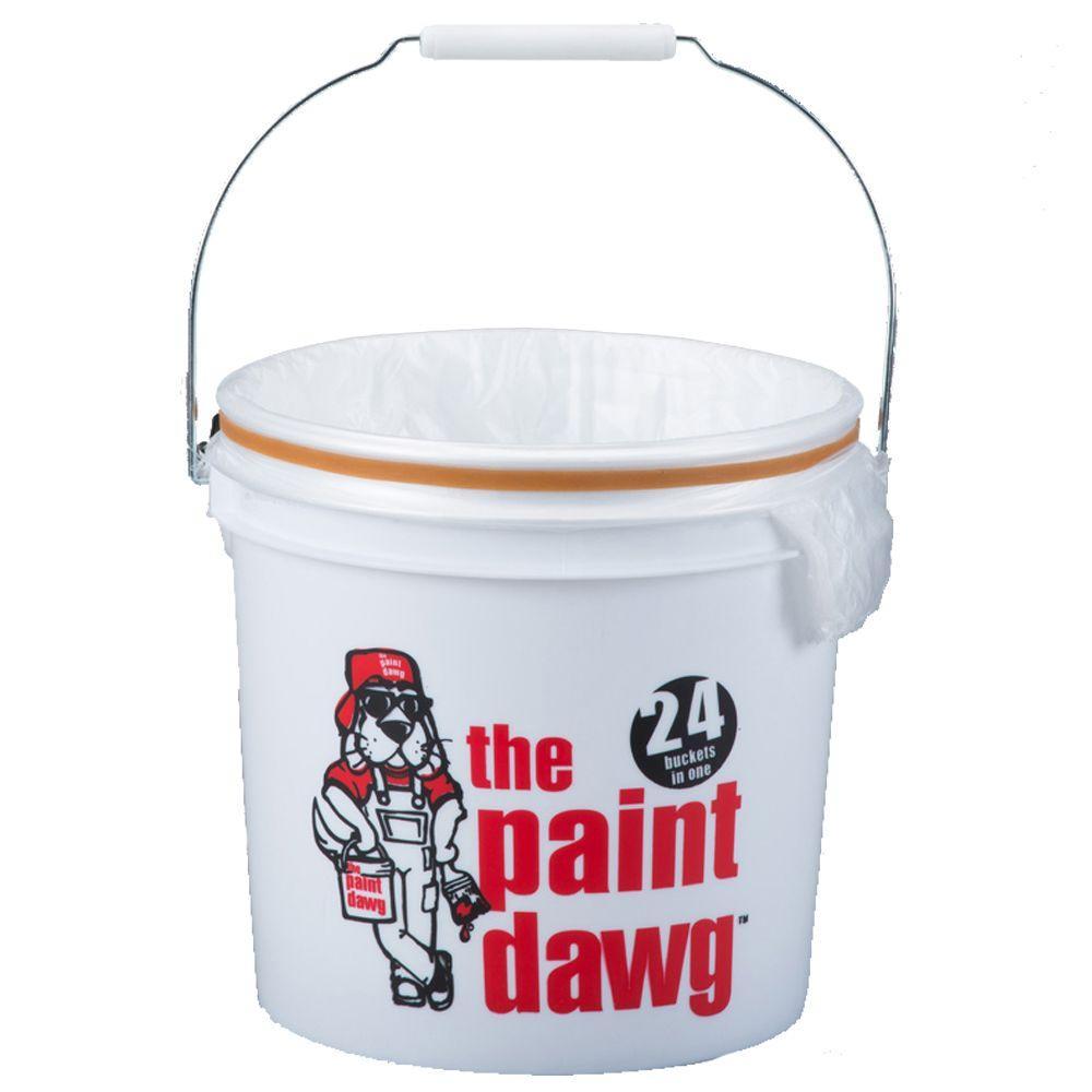 Paint Dawg 2-Gal. Multi Liner Bucket