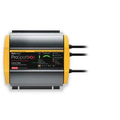 ProSportHD 8 Amp DC Waterproof Battery Charger