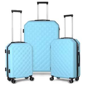 HIKOLAYAE Getaway Dual Wheels Spinner Set - Dim Blue