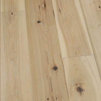 Hickory Camino 3/8 in. T x 6.5 in. W x Varying Length Engineered Click Lock Hardwood Flooring (23.64 sq.ft./case)