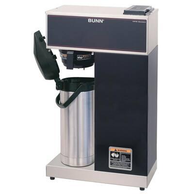 VPR APR Commercial Airpot Coffee Maker w/ 2.2L Airpot, 33200.0014