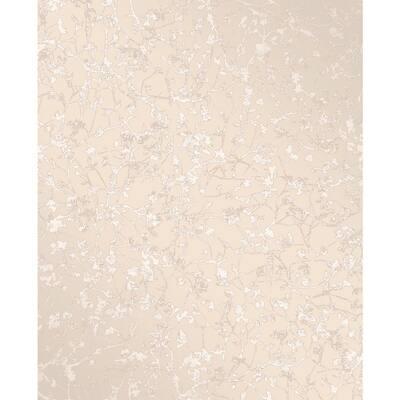 Palatine Champagne Leaves Wallpaper Champagne Wallpaper Sample