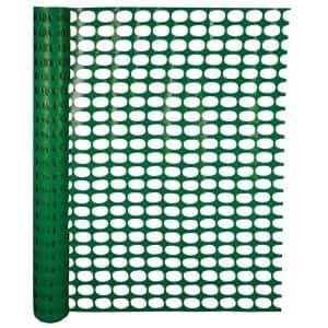 4 ft. x 50 ft. Green Sno Guard Fence