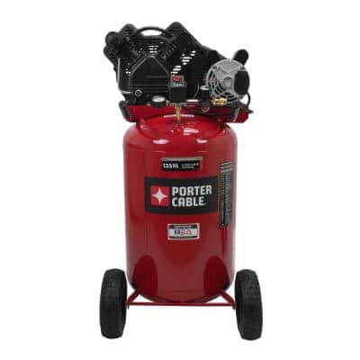 30 Gal. Vertical Portable Air Compressor