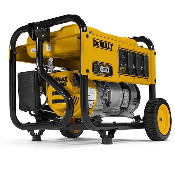 Dewalt-PMC164000 4000 Watt Portable Gas Generator - DXGNR4000