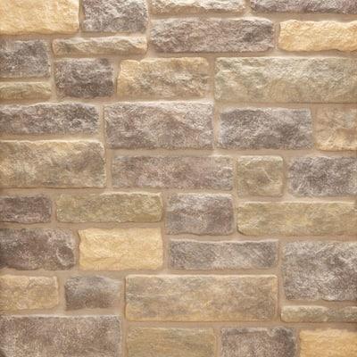 Austin Stone Secoya Flats 10 sq. ft. Handy Pack Manufactured Stone