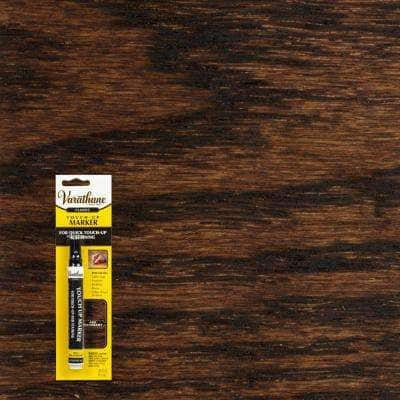 .33 oz. Red Mahogany Wood Stain Furniture & Floor Touch-Up Marker