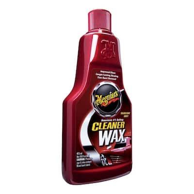 16 oz. Liquid Cleaner Wax