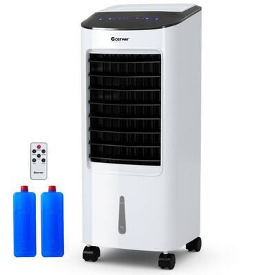 700 CFM 3- Speed Portable Evaporative Cooler for 100 sq.ft.