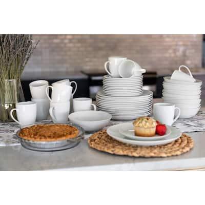 10 oz. White Catering Pack Mugs (Set of 12)