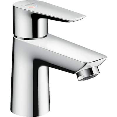 Talis E Single Hole Single-Handle Bathroom Faucet in Chrome