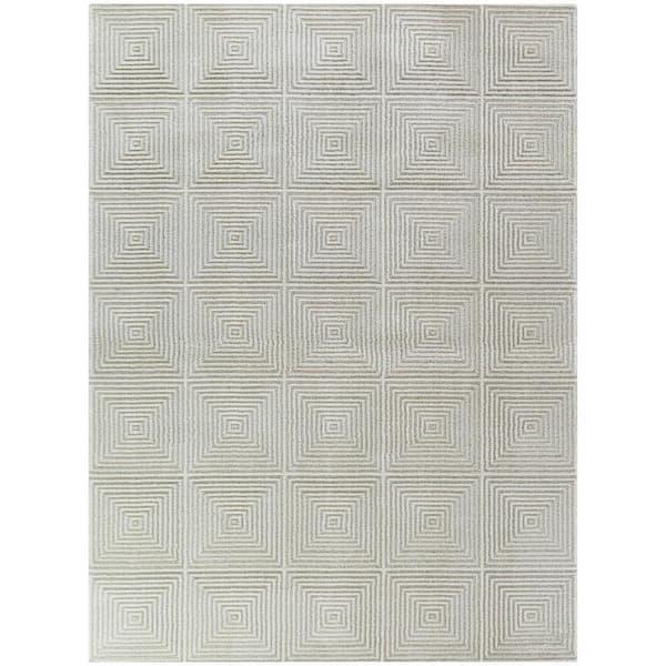 Balta Cabell Grey 8 Ft X 10