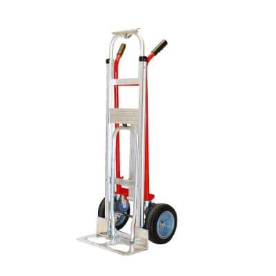 1,000 lbs. Capacity 4-in-1 Hand Truck