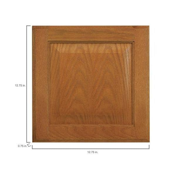 Hampton Bay 14 5 X In, Unfinished Cabinet Doors Home Depot
