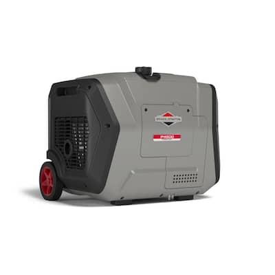 P4500 PowerSmart 4500 Starting Watt Electric Start Gasoline Powered Inverter Generator with OHV Engine - CARB
