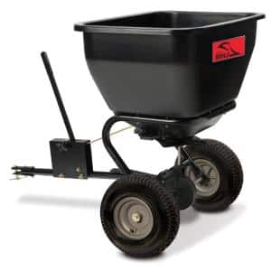 175 lb. 3.5 cu. ft. Tow Behind Broadcast Spreader