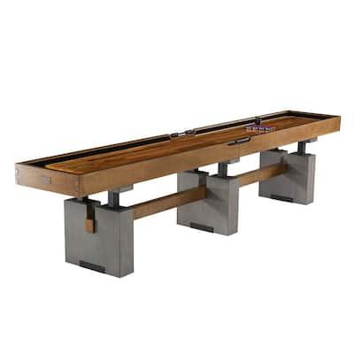 Clyborne 12 ft. Shuffleboard Table