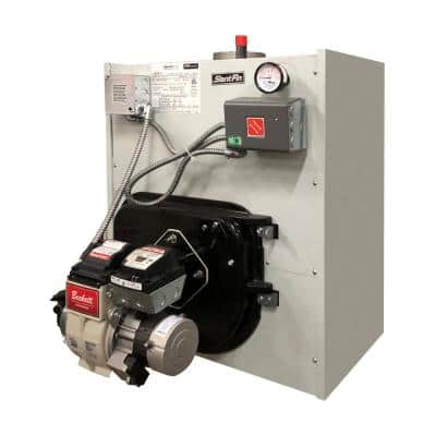 Liberty Hot Water Heating Oil-Fired Boiler with 131,000 - 175,000 BTU Input 117,000 to 131,000 BTU Output without Coil