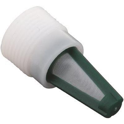 Integral Shank Filter for Metering Faucet