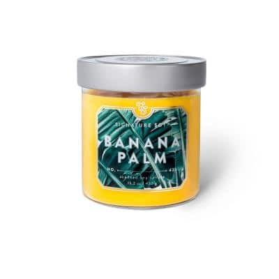 15.2 oz. Banana Palm Scented Candle