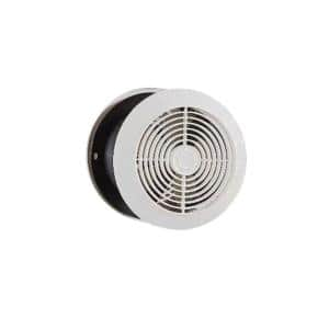 90 CFM Room-to-Room Utility Exhaust Fan for Kitchen, Laundry and Rec Rooms