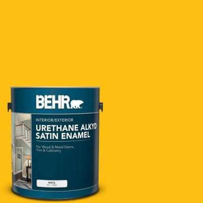 Behr Interior Paint Yellow Gold Paint Colors Paint The Home Depot