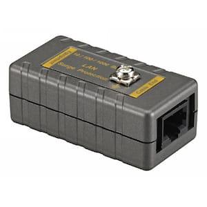 IP Camera Surge Protector in Gray