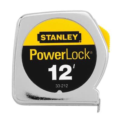 PowerLock 12 ft. x 1/2 in. Tape Measure