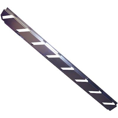 Cellar Door Stair Stringer Size C 8.9 x 91.25 x 2.09 Galvanized Steel Stair Stringer 8 Tread