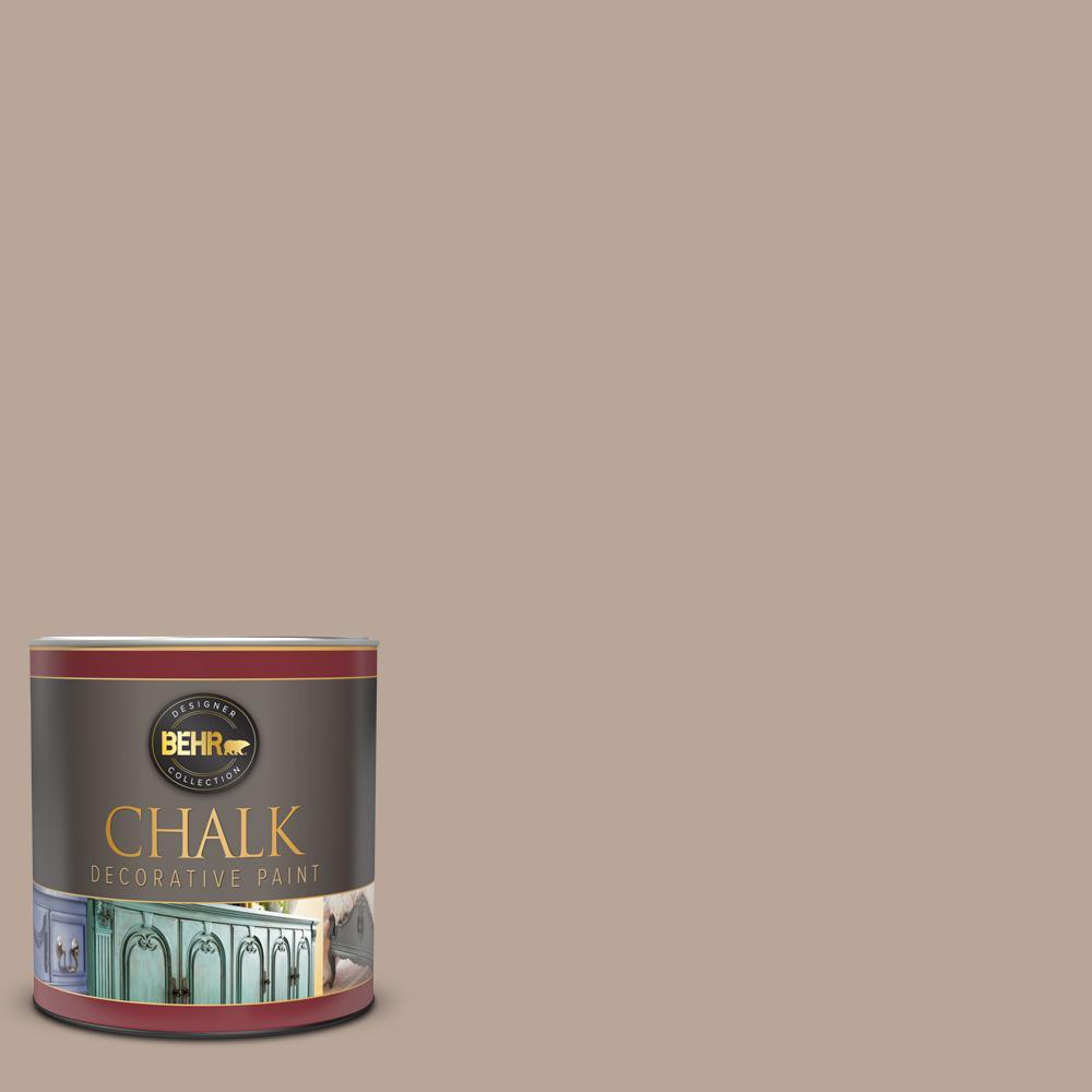 1 qt. #PPU5-14 Mesa Taupe Interior Chalk Decorative Paint