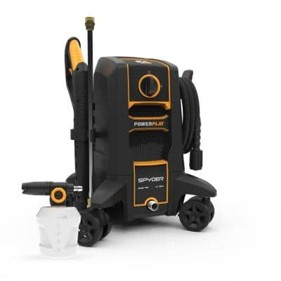 SPYDER 2000 PSI 1.4 GPM Cold Water Electric Pressure Washer