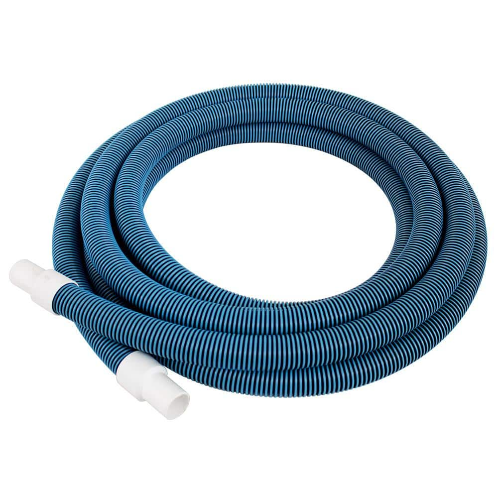Premium 1 1 4 In X 36 Ft Pool Vacuum Hose 550nb The Home Depot