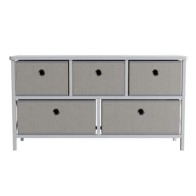 5 Drawers Storage Drawers Storage Containers The Home Depot