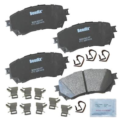 Disc Brake Pad Set 2015 Ford Transit Connect 1.6L