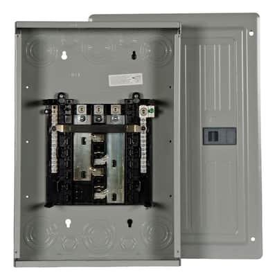 ES Series 200 Amp 12-Space 24-Circuit Main Lug Indoor 3-Phase Load Center