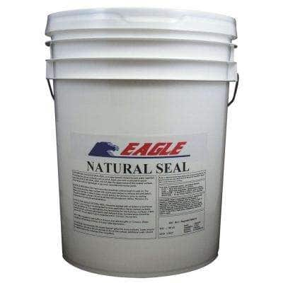 5 Gal. Natural Seal Penetrating Clear Water-Based Concrete and Masonry Water Repellant Sealer and Salt Repellant