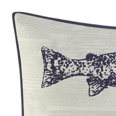 Salar Cotton Decorative Pillow