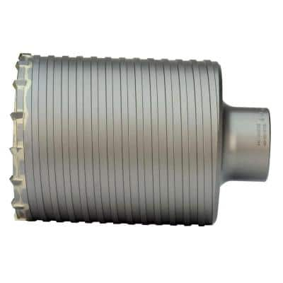 3-1/2 in. x 4-1/16 in. Thick Wall SDS-MAX with Spline Core Bit