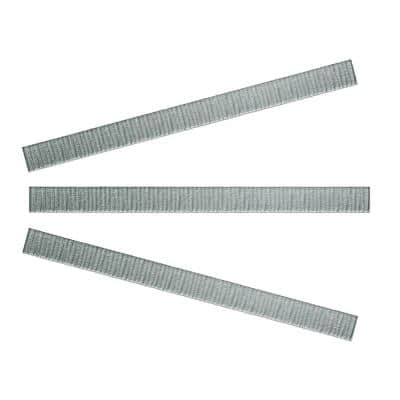 Vitre 15 in. x 1 in. Silver Glass Pencil Tile Trim (3-Pack)