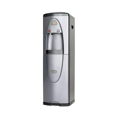 Bluline Hot and Cold Bottleless Water Cooler with 4-Stage Reverse Osmosis Filtration