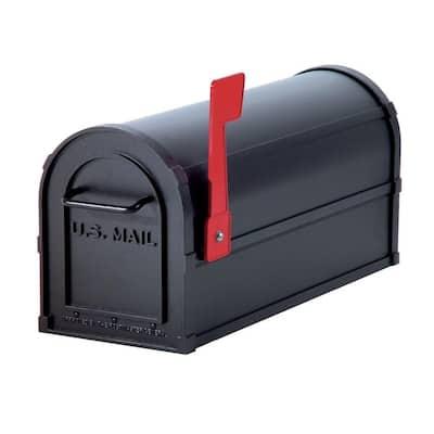 4800 Series Post-Mount Heavy-Duty Rural Mailbox