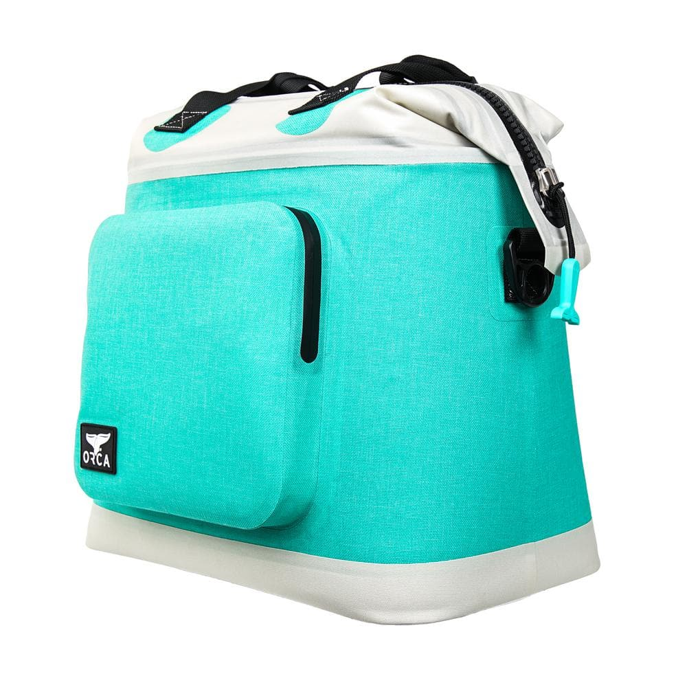 ORCA ORCA Walker Tote Soft Sided Cooler in Seafoam